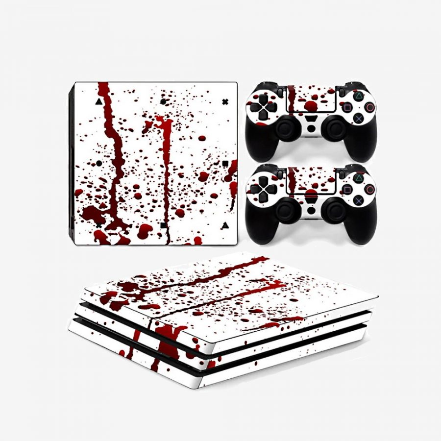 Blood-PS4-Pro-Skin-1