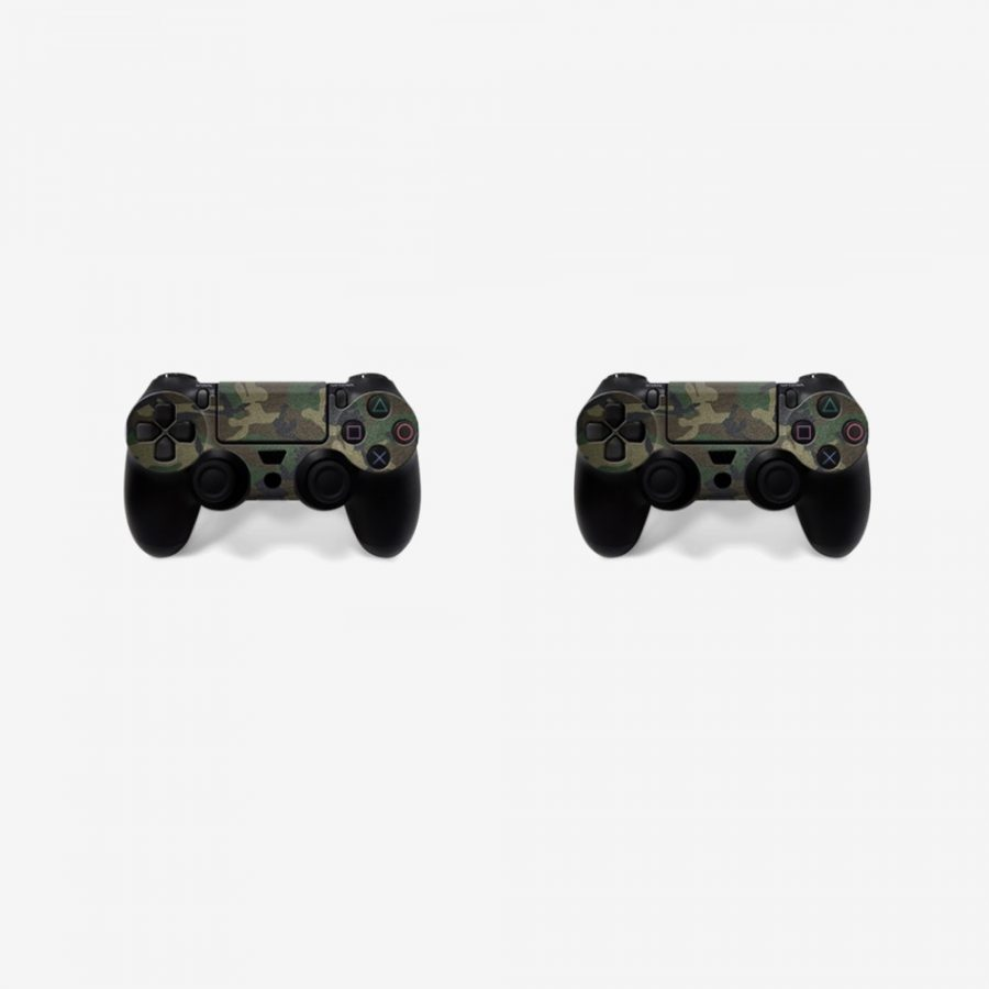 Green-Camo-PS4-Pro-Skin-4