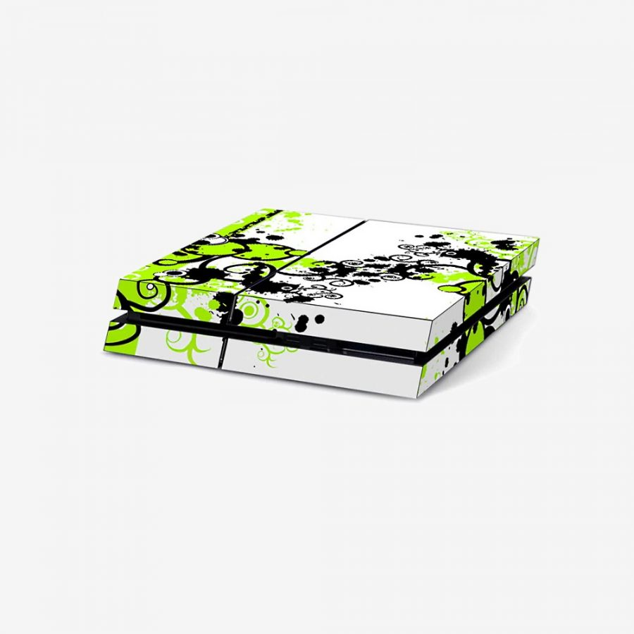 Green-Paint-PS4-Skin-2