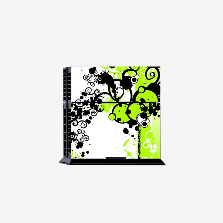 Green-Paint-PS4-Skin-3