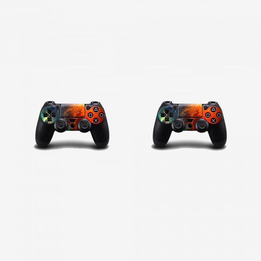 Orange-Space-PS4-Skin-4