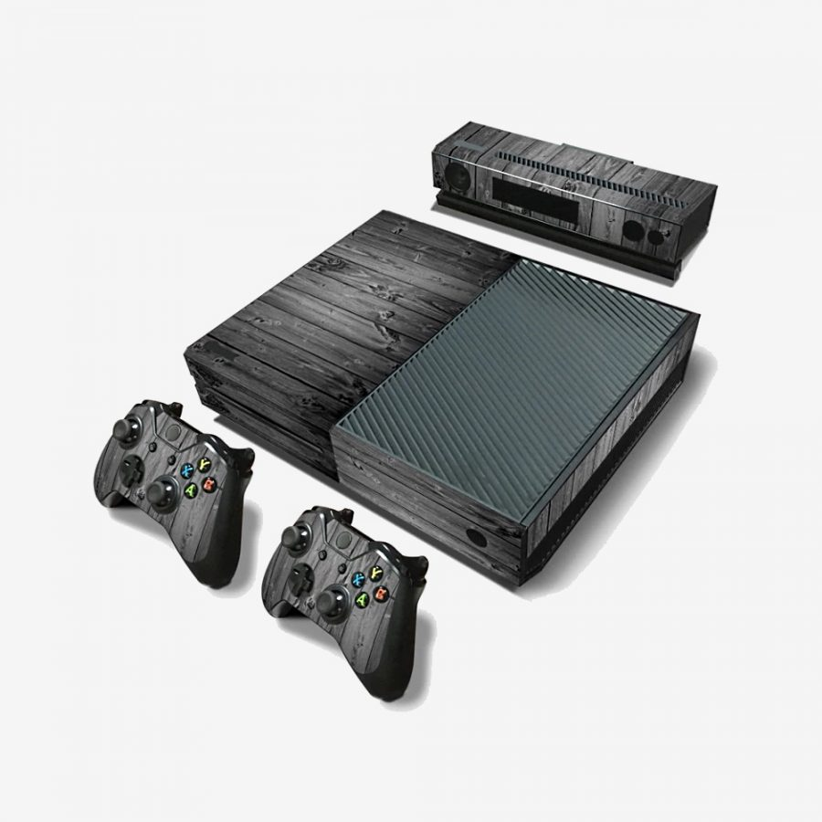Wood-Grey-Xbox-One-Skin-1