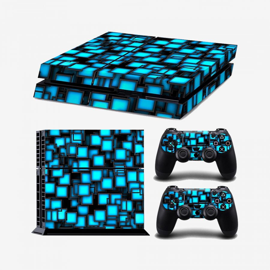 Blue-Cubes-PS4-Skin-1