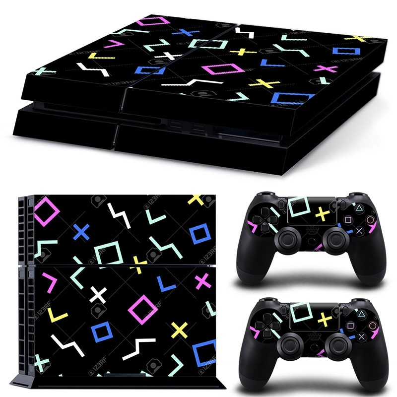 PS4-Buttons