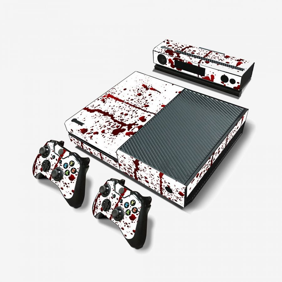 Blood-Xbox-One-Skin-1