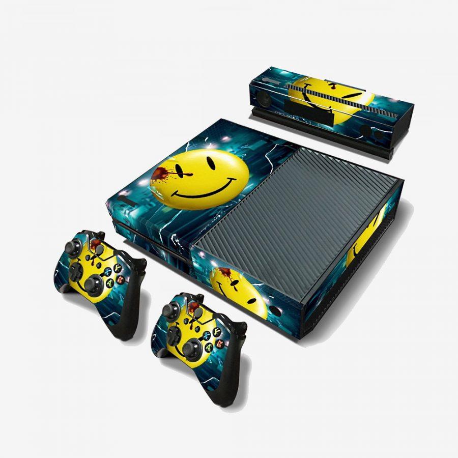 Bloody-Smile-Xbox-One-Skin-1