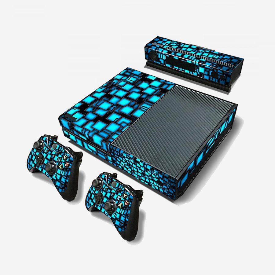 Blue-Boxes-Xbox-One-Skin-1