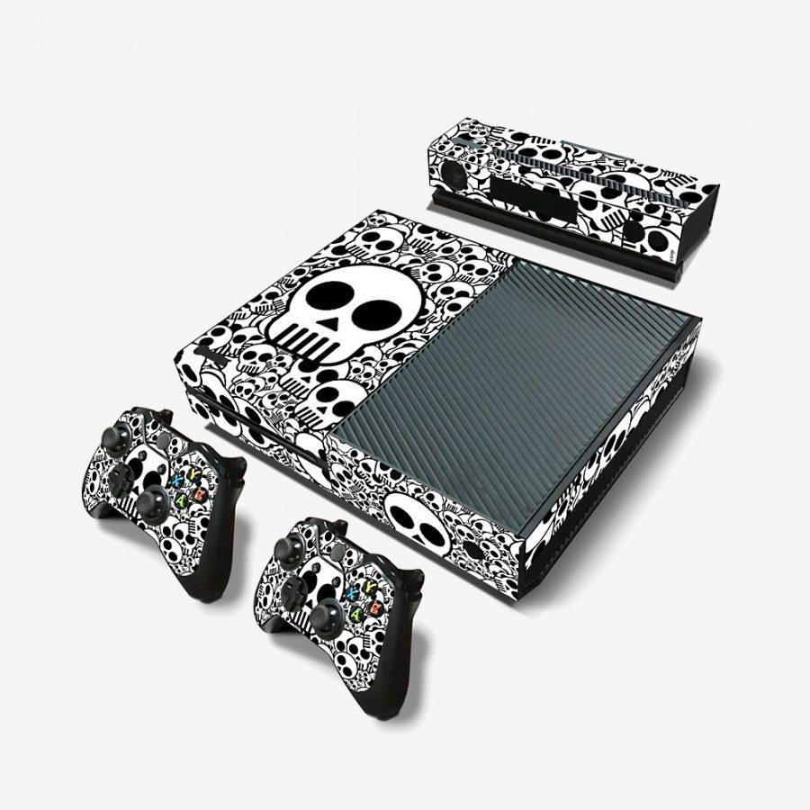 White-Skulls-Xbox-One-Skin-1