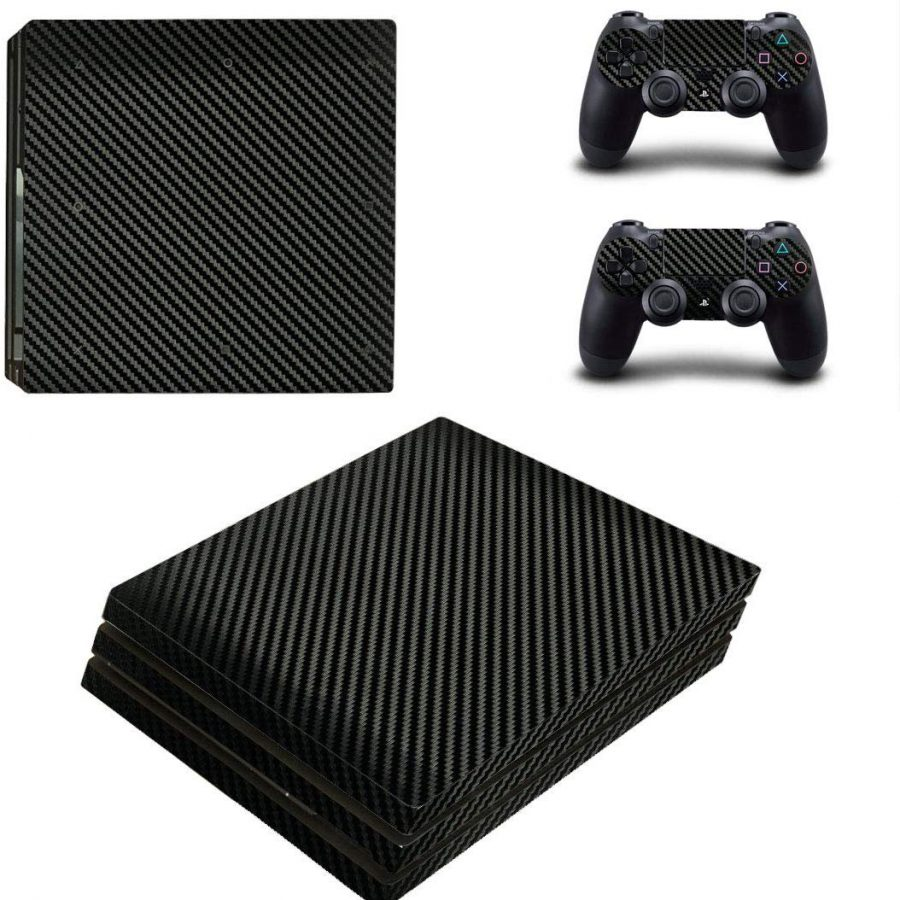 Black Carbon PS 4 Pro