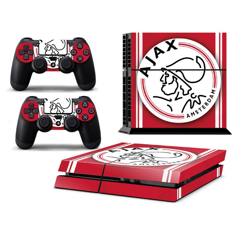 Ajax Amsterdam PS4 Skin