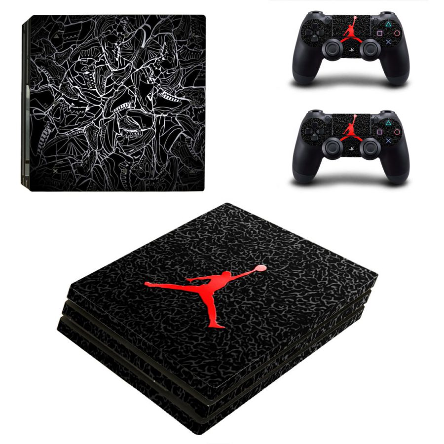Basketbaal PS4 Pro Skin