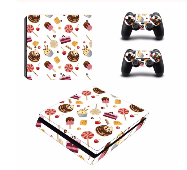 Cakes PS4 skin