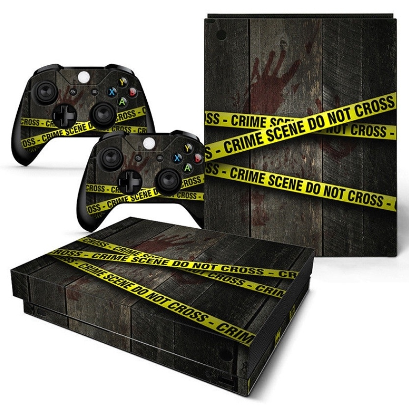 Crime Scene Xbox One skin