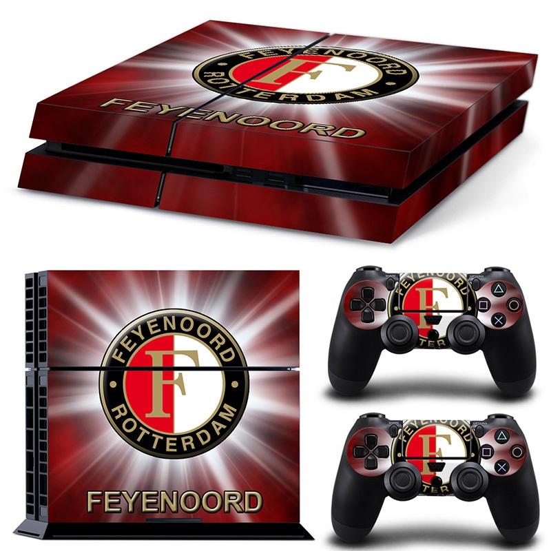Feyenoord Rotterdam PS4 Skin Sticker