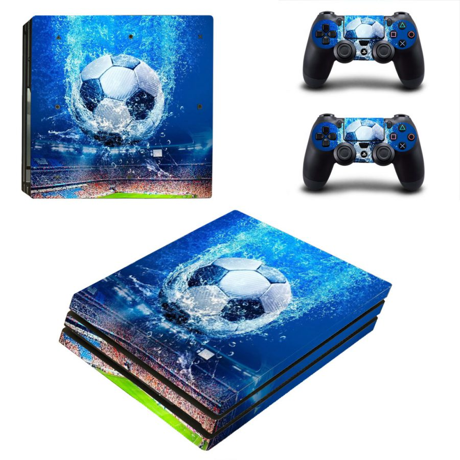 Football PS4 Pro skin