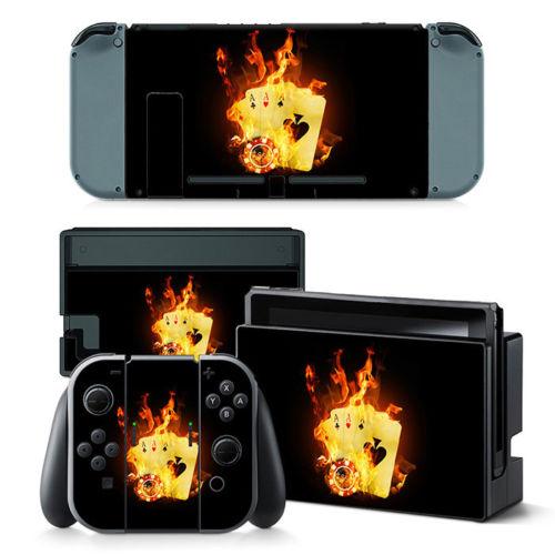 Nintendo Switch Cards skin
