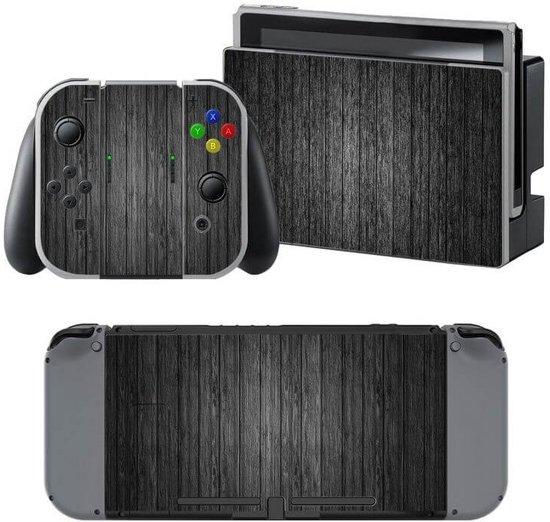 Nintendo Switch Wood skin