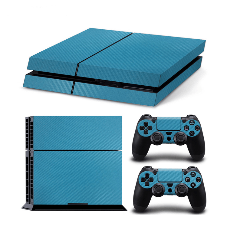PS4 Slim Carbon Blue