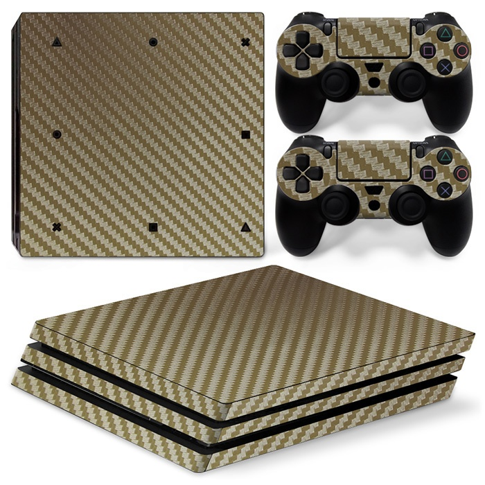 PS4 Slim Carbon Gold