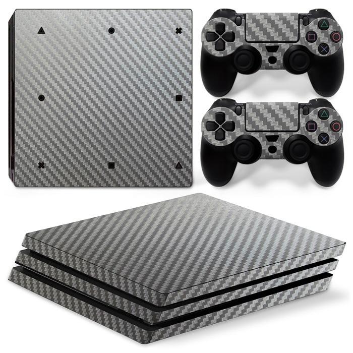 PS4 Slim Carbon Silver