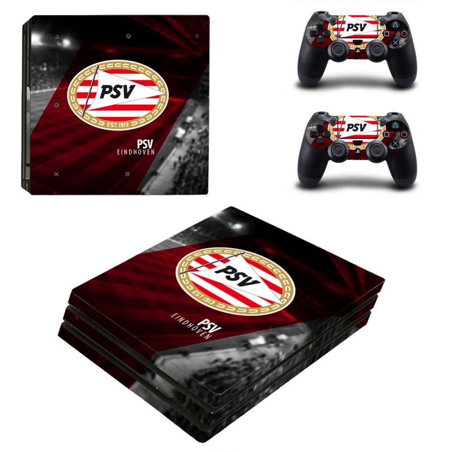PSV Eindhoven PS4 Skin Sticker