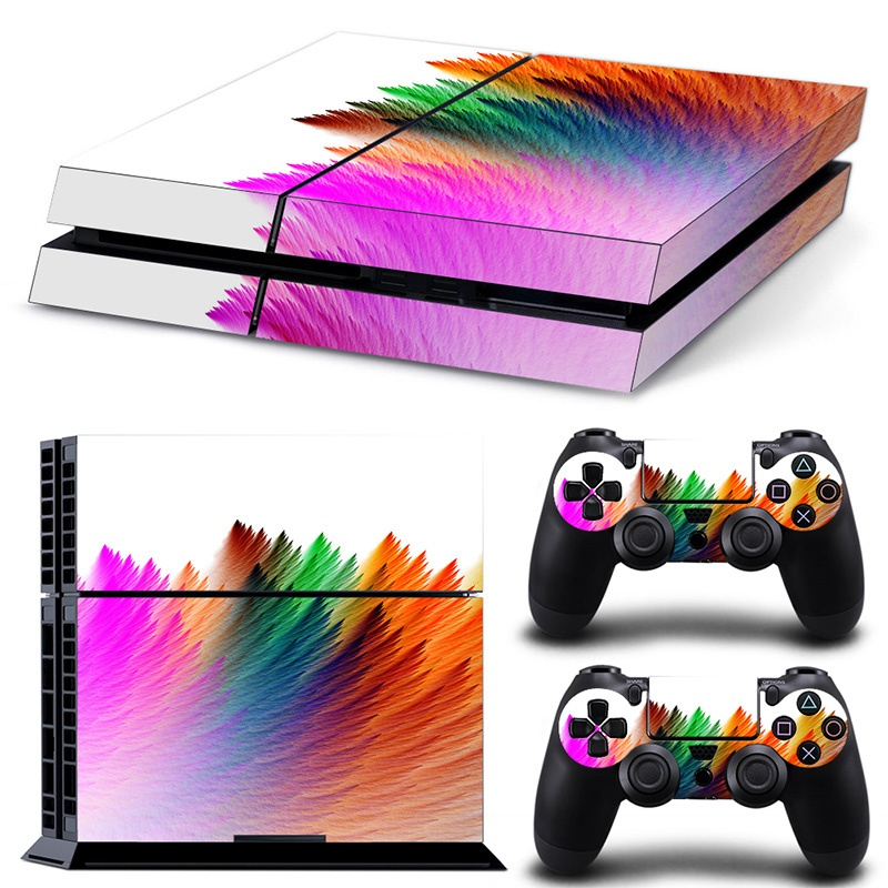 Paint Streaks PS4 Skin
