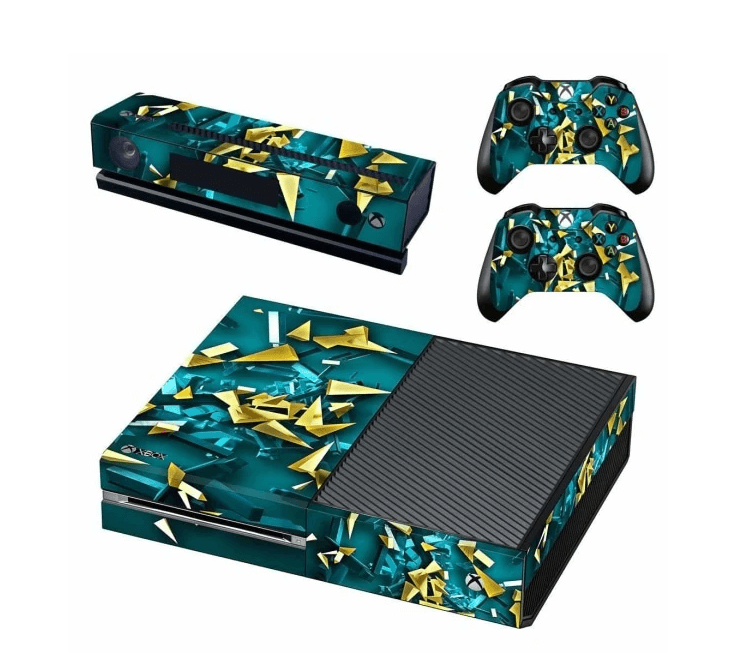Shattered Glass XBox One Skin