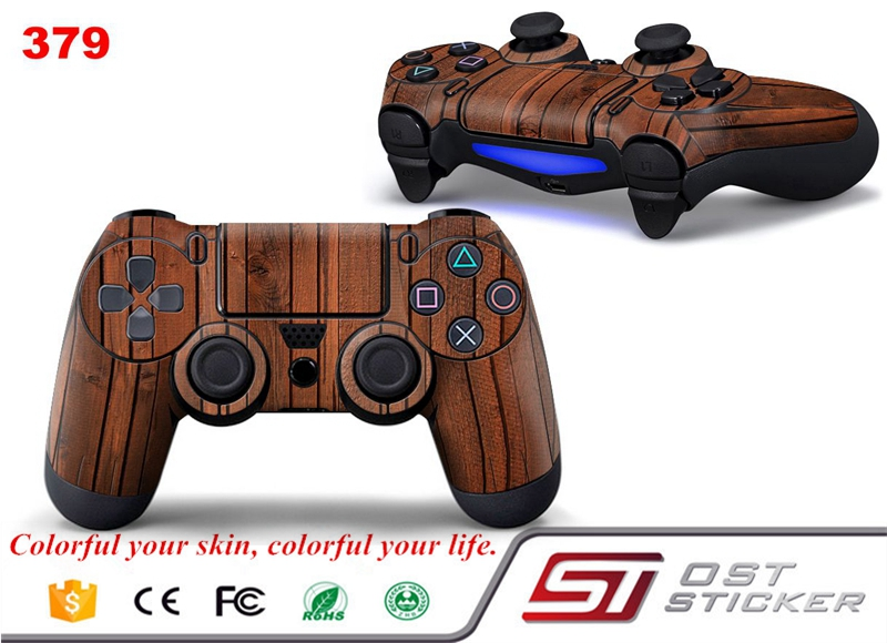 Dark Woord PS4 Controller Skin Sticker