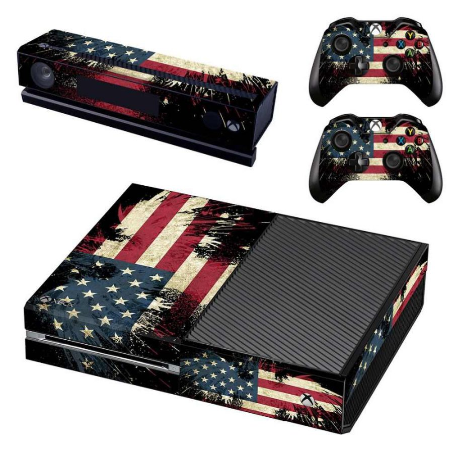 United States Xbox One skin