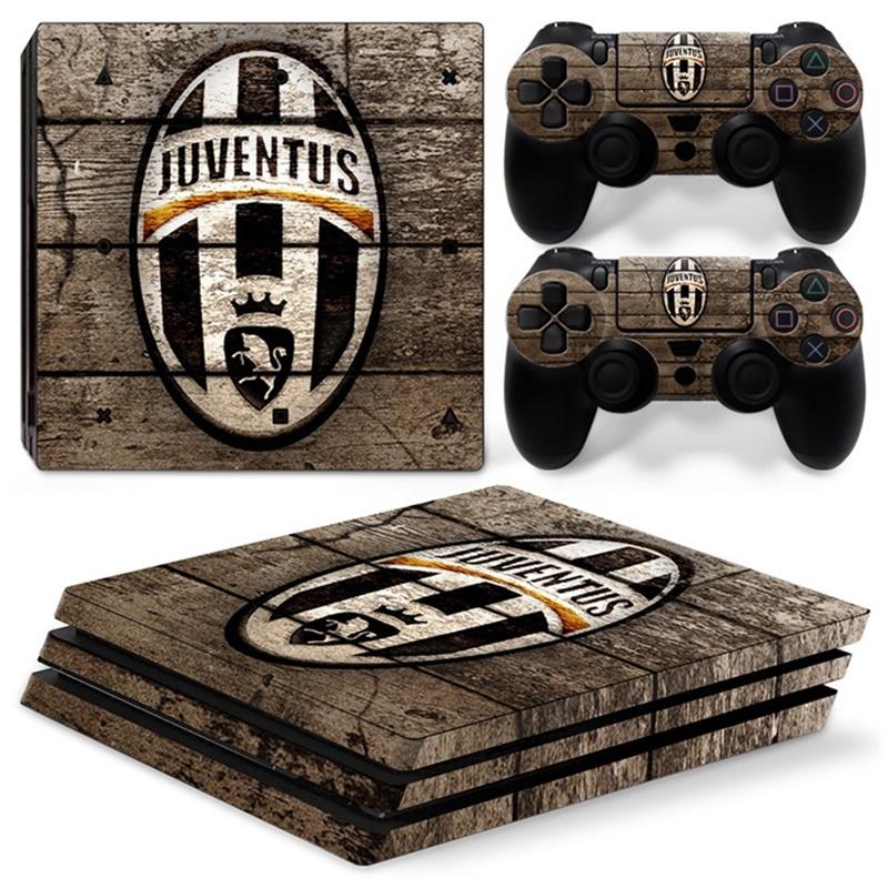 Juventus PS4 stickers