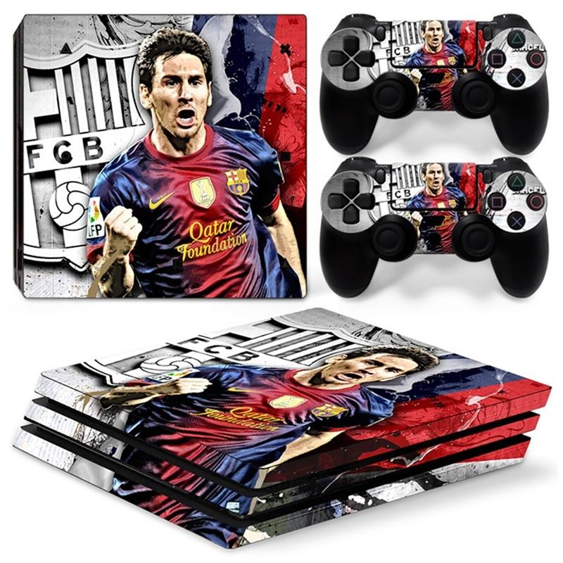 Lionel Messi PS4 skin