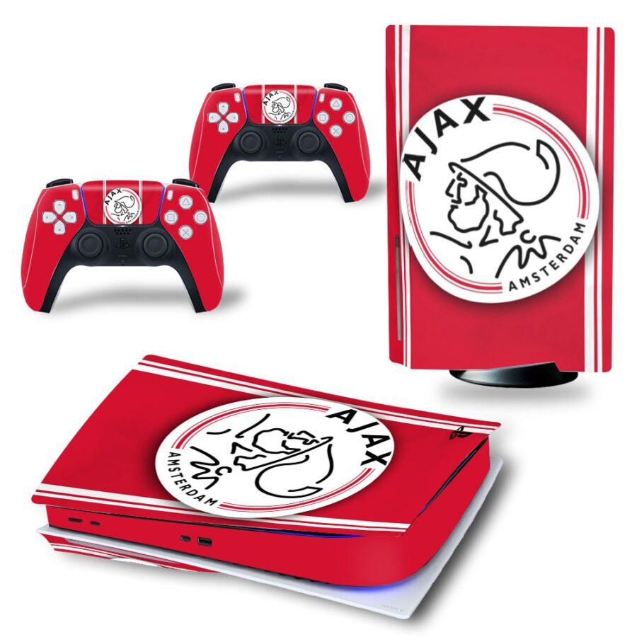 Playstation 5 sticker