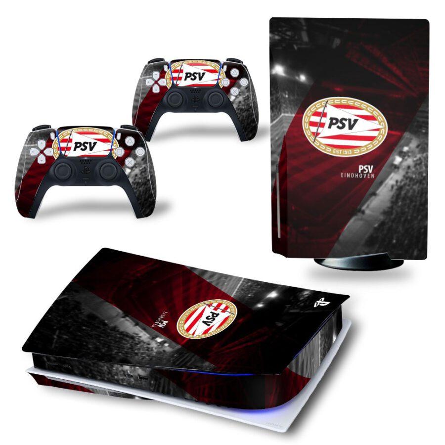 Playstation 5 sticker PSV Eindhoven