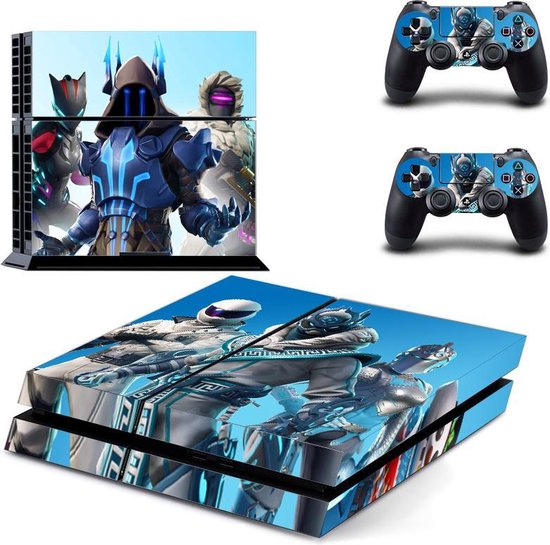 Fortnite PS4 stickers