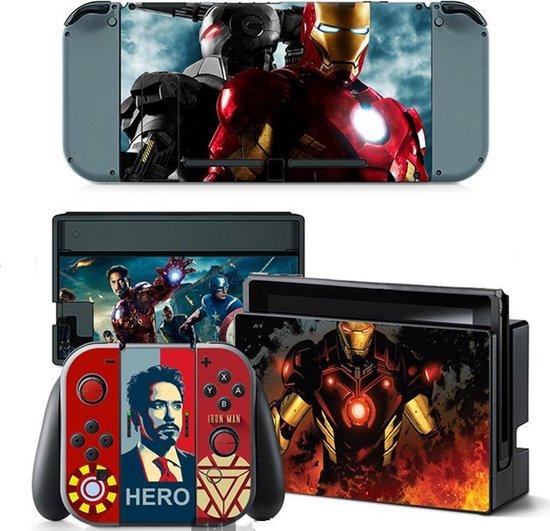 Iron Man NS skin