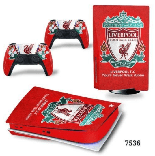 Ps5 Skin Liverpool